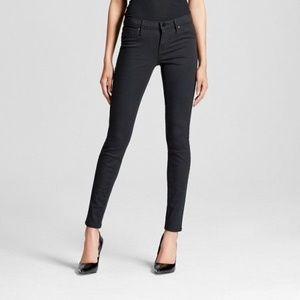 Mossimo   Mid-Rise Black Jegging